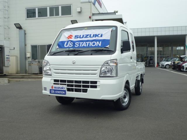 スズキ スーパーキャリイ スーパーキャリイ L 5MT・4WD