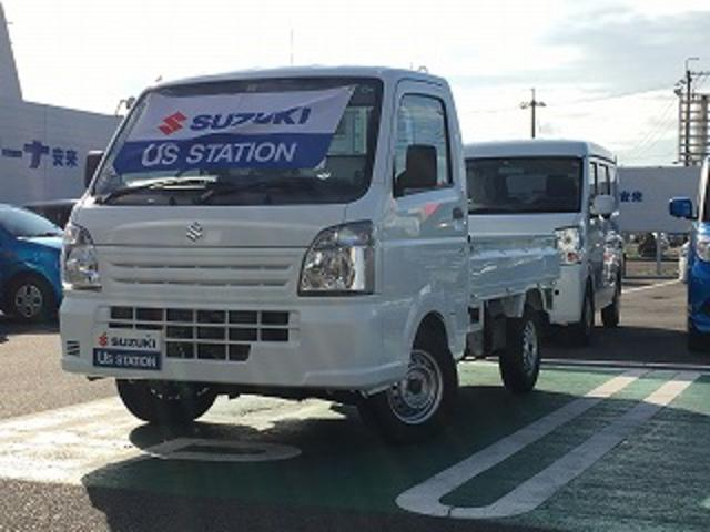 スズキ KCエアコンパワステ 4型 4WD 5速MT