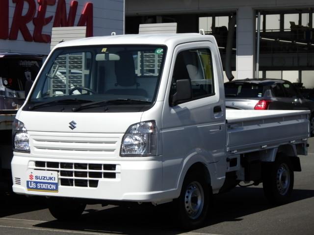 スズキ KCエアコンパワステ 4型 4WD 両席エアバック ラジオ
