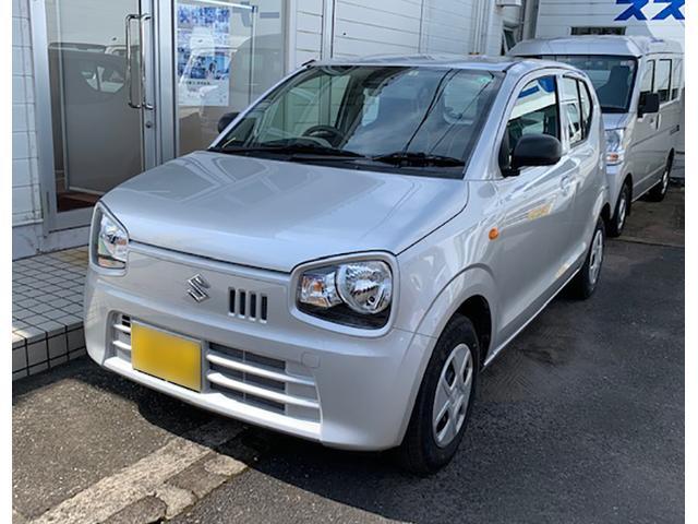 「スズキ」「アルト」「軽自動車」「鹿児島県」の中古車