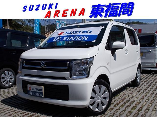 スズキ FA 新車保証継承・CDオーディオ・キーレス