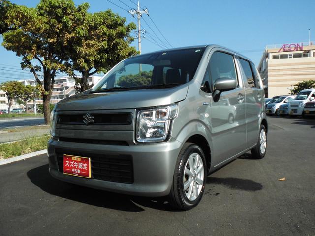 沖縄県うるま市の中古車ならワゴンR 25周年記念車 HYBRID FXリミテッド