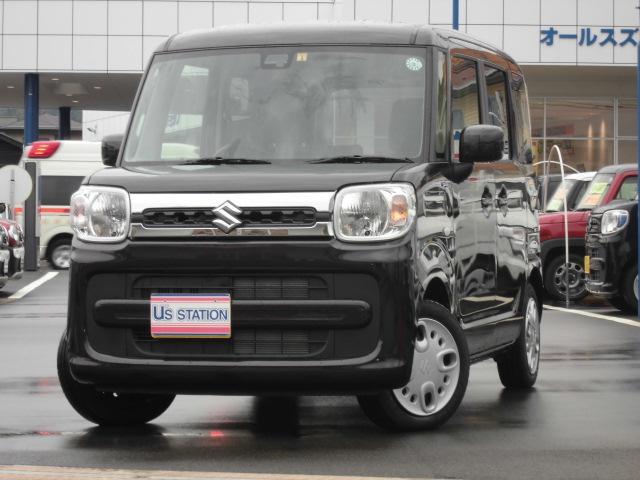 スズキ HYBRID X  4WD 衝突軽減ブレーキ
