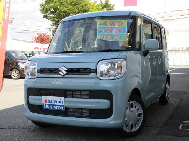 スズキ スペーシア HYBRID G 4WD スズキセーフティサポート