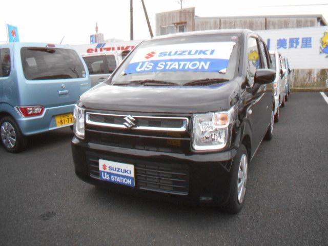 スズキ ワゴンR FA キーレス プライバシーガラス
