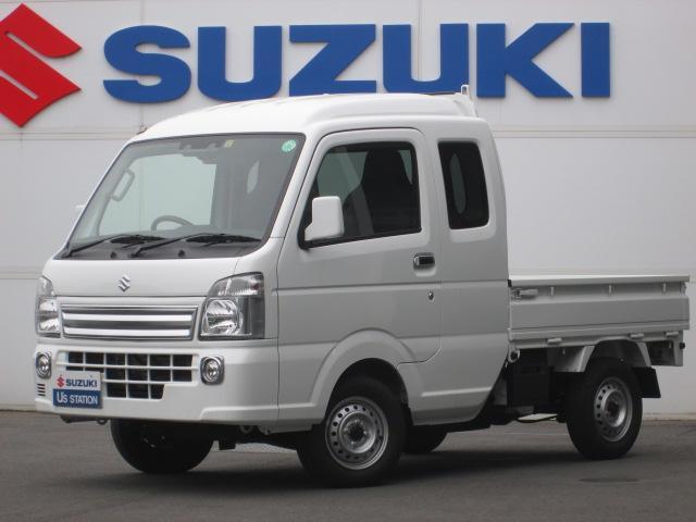 スズキ スーパーキャリイ X 2型 パートタイム4WD 5MT