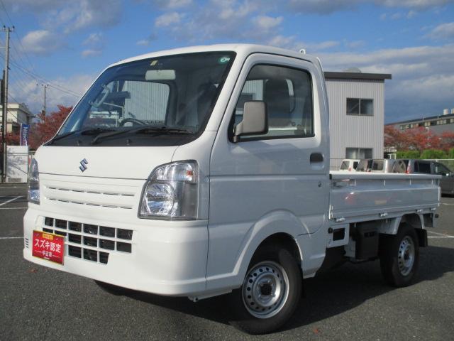 スズキ KCエアコンパワステ 4型 5MT パートタイム4WD