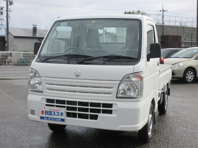 スズキ KCエアコンパワステ 3型AT 切替式4WD ABS A/B