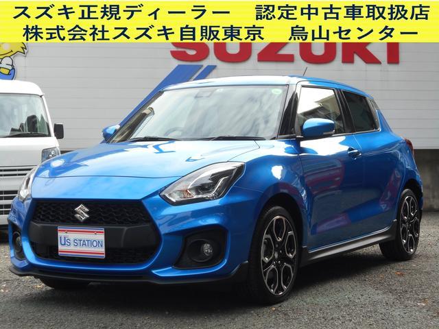 スズキ スイフトスポーツ スポーツ 2WD・6速マニュアル車・衝突軽減ブレーキ
