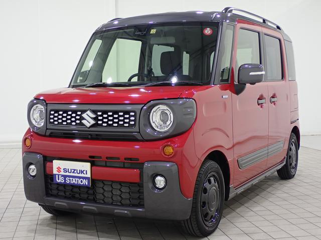 スズキ スペーシアギア ギア HYBRID XZ全方位C 新販売方式適用車両
