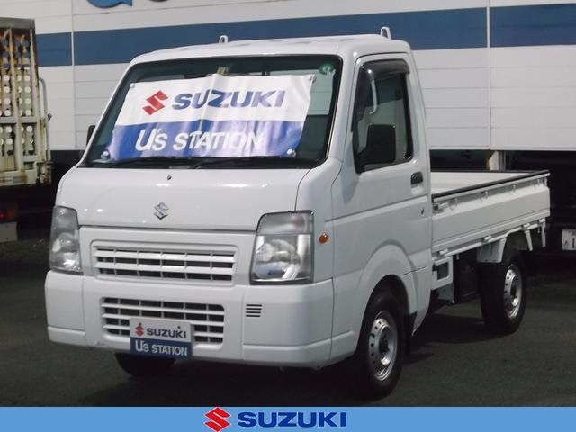スズキ FC エアコン・パワステ 3型 4WD 5MT