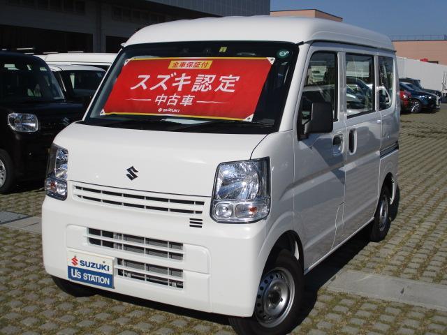 スズキ PA 3型 4WD 4速オートマ AM・FMラジオ