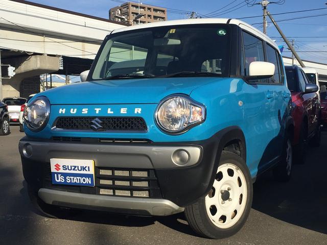 スズキ ハスラー G 4WD ☆Sエネチャージ・CDプレーヤー☆