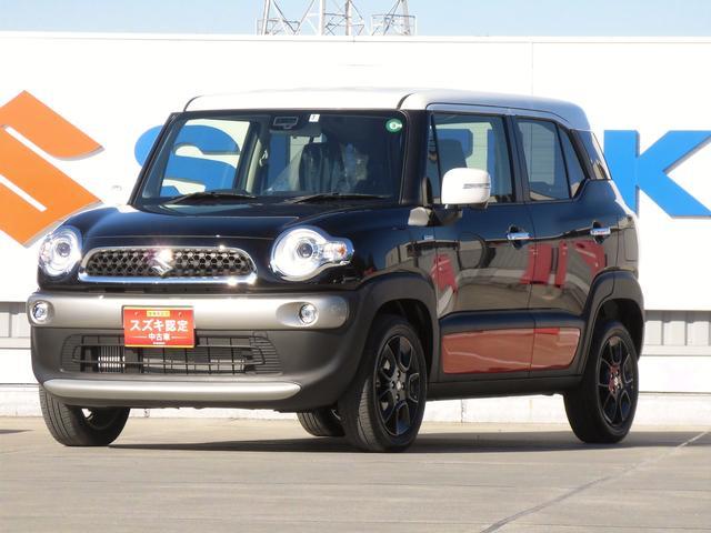 スズキ HYBRID MZ ターボ ブレーキサポート 新車保証