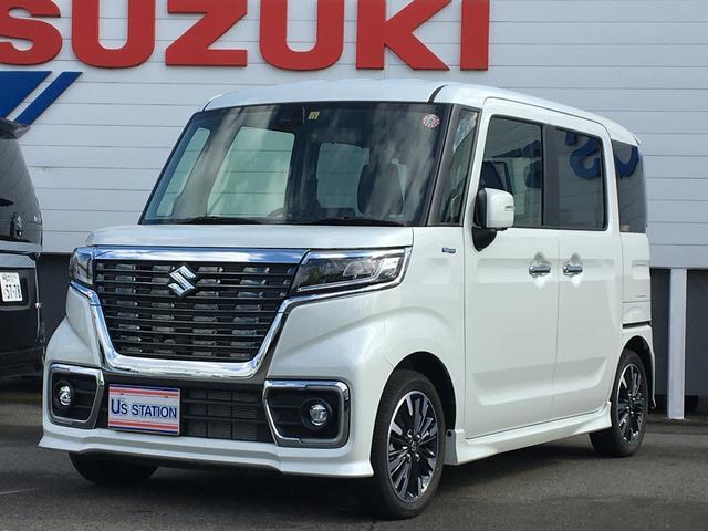 スズキ  カスタム HYBRID XS  4WD車