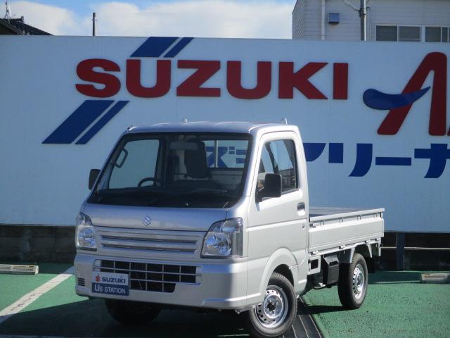 スズキ KCエアコンパワステ 4型 パートタイム4WD MT車