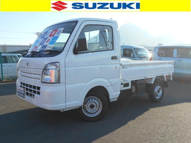 スズキ KCエアコンパワステ 3型 5MT車