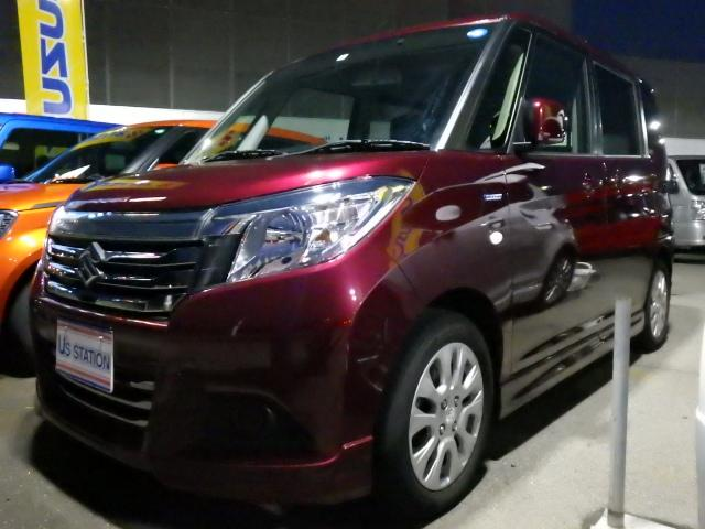 スズキ HYBRID MX 2型