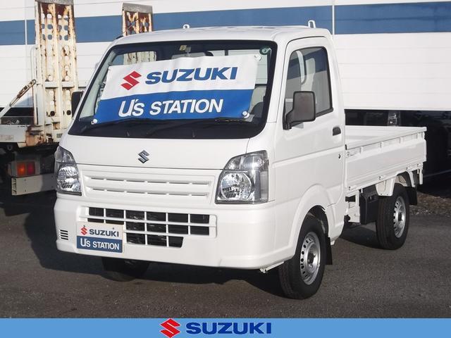 スズキ KCエアコンパワステ 4型 4WD 5MT