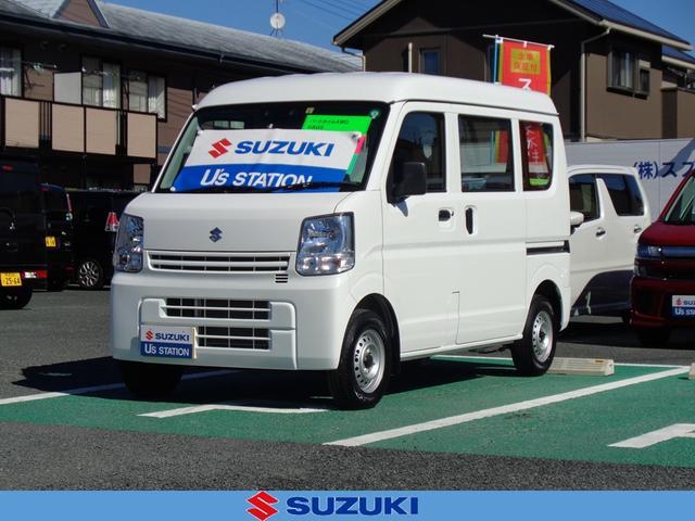 スズキ PA 3型 パートタイム4WD 5AGS