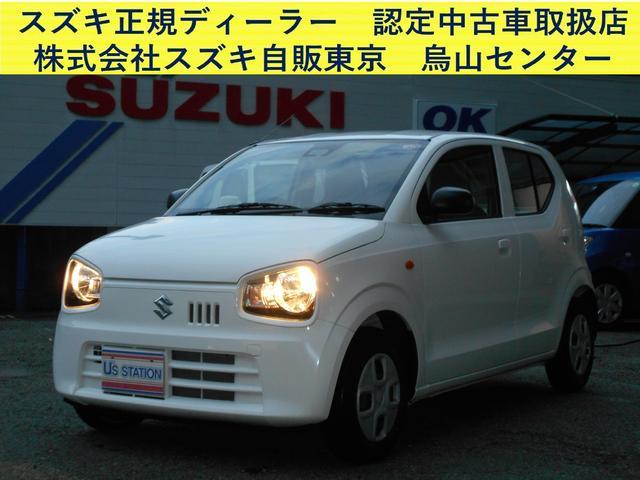 スズキ L 2型 2WD 前後衝突軽減ブレーキ付