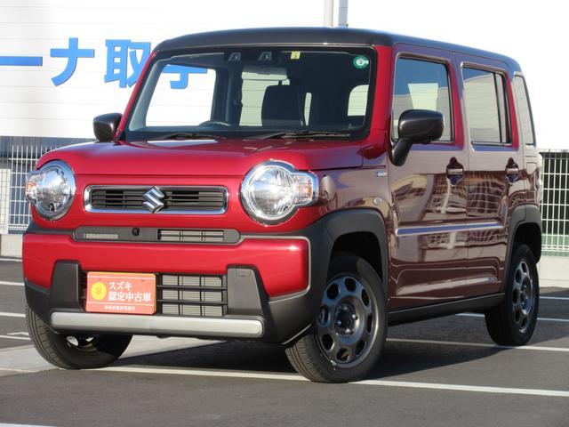 スズキ HYBRID G 4WD 全方位カメラ付9インチナビ