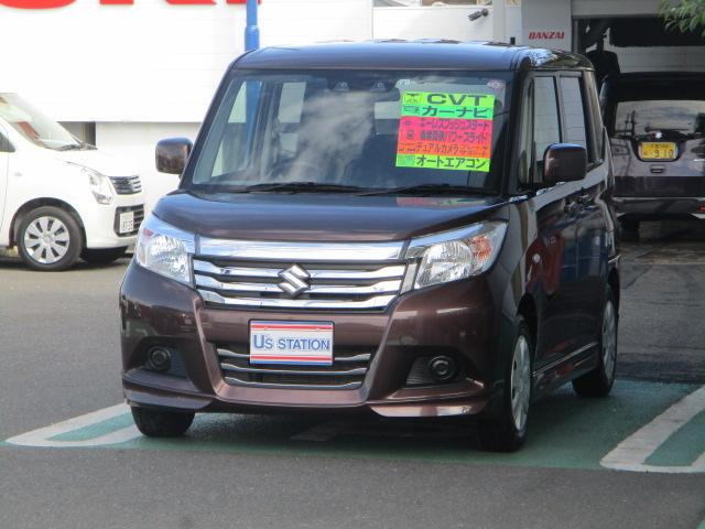 スズキ ソリオ GX2 2型