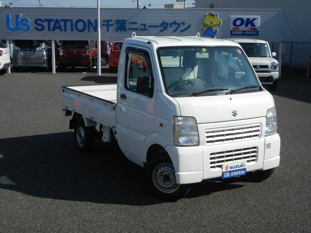 スズキ KC エアコン・パワステ 9型 3速AT 4WD