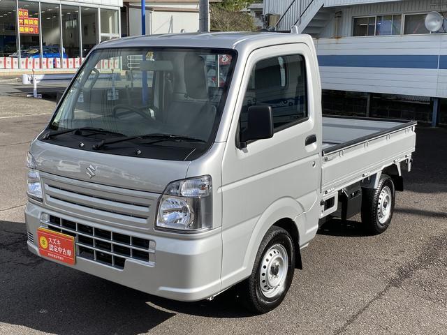 「スズキ」「キャリイトラック」「トラック」「高知県」の中古車