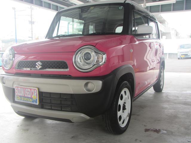 沖縄県那覇市の中古車ならハスラー G 2型