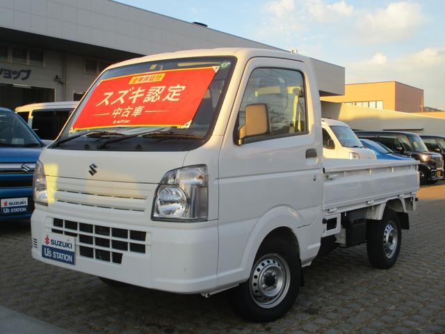 スズキ KCエアコンパワステ 4型 4WD 5速マニュアルミッション