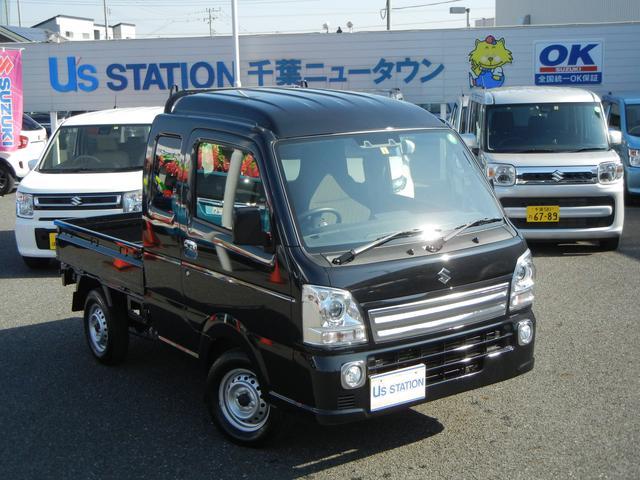 スズキ スーパーキャリイ スーパーキャリイ X 2型 5AGS パートタイム4WD