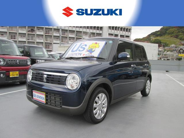 スズキ Fリミテッド サポカー・純正オーディオ付・社用UP車