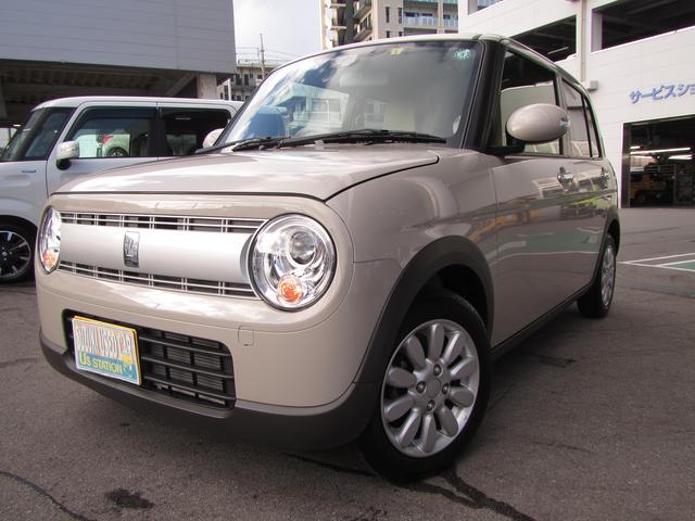 沖縄県浦添市の中古車ならアルトラパン X 2型