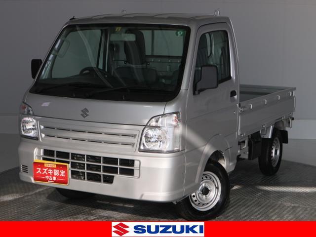 スズキ KCエアコンパワステ 4型 パートタイム4WD