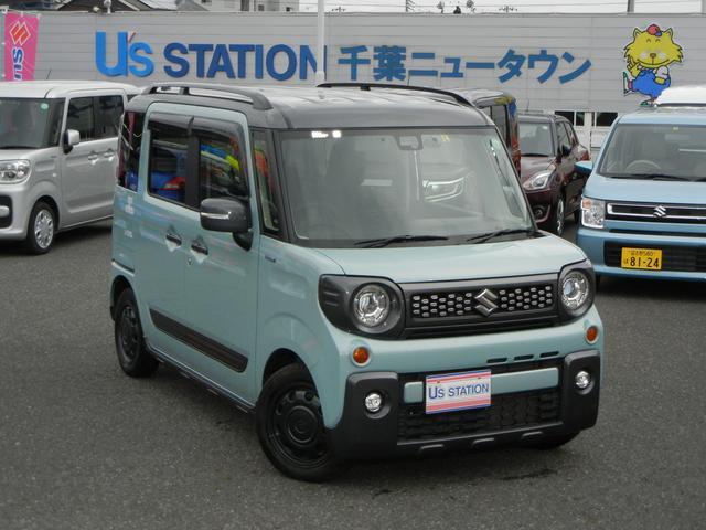 スズキ スペーシアギア ギア HYBRID XZターボ SUV サポカー