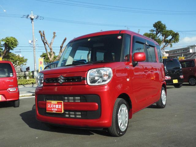 沖縄県うるま市の中古車ならスペーシア HYBRID G