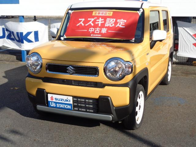 スズキ 9インチナビ・全方位モニター・元試乗車