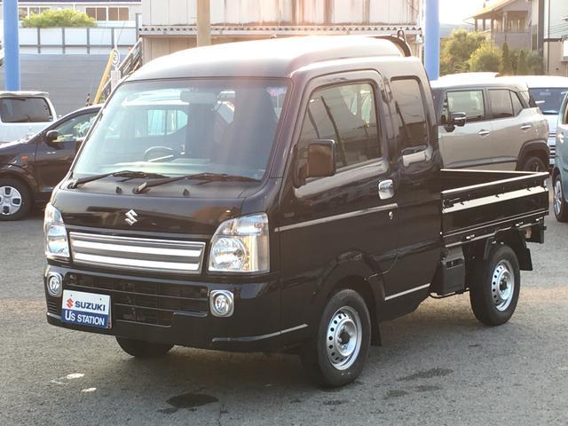 スズキ スーパーキャリイX 4WD/サポカー/マニュアルエアコン