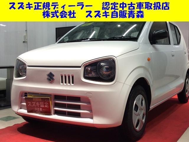 スズキ L 4WD CVT 衝突被害軽減サポート CDプレーヤー