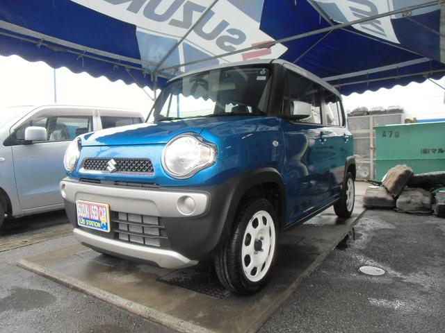 沖縄県豊見城市の中古車ならハスラー G 2型