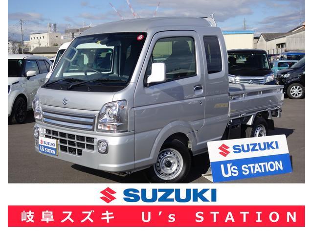 スズキ スーパーキャリイ スーパーキャリイ X 2型 DCBS HID 4WD