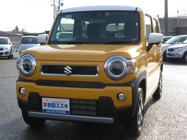 スズキ HYBRID X 2WD 9インチナビTV 衝突軽減S
