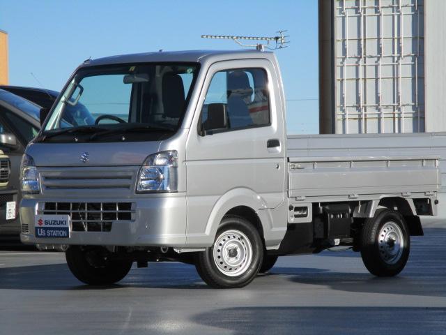スズキ KCエアコンパワステ 4型 5MT車 2WD エアコン