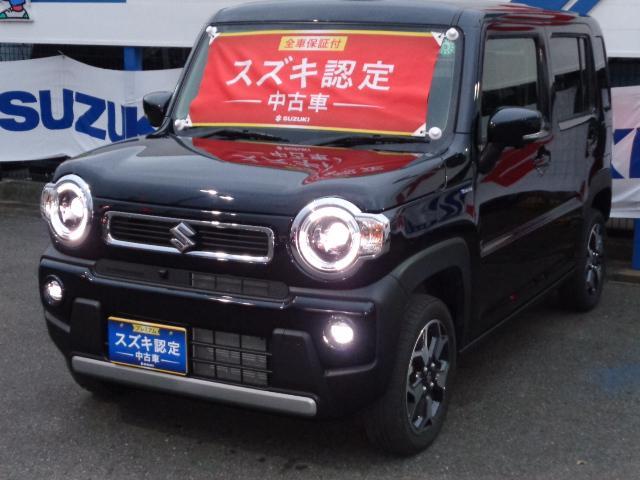 スズキ X・全方位モニター・9インチナビ・元試乗車