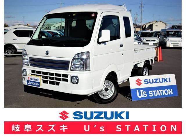 スズキ スーパーキャリイ スーパーキャリイ X 2型 DCBS 4WD AT