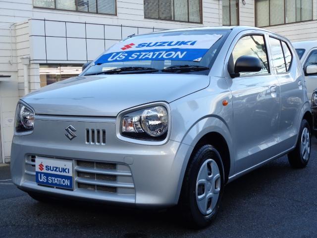 スズキ L 2型 フルタイム4WD車。純正CDデッキ装備