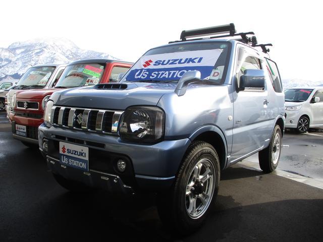 スズキ クロスアドベンチャー 9型 4WD