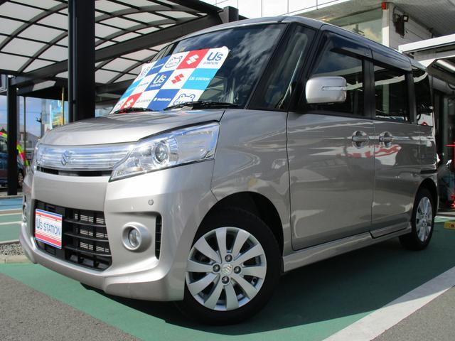 スズキ XS バックモニター機能付きナビ&ETC車載器☆彡後席両側パワースライドドア!!