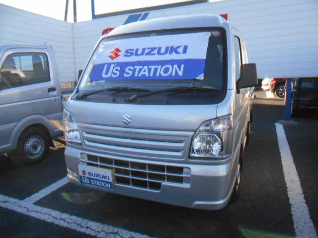 スズキ スーパーキャリイ L 4WD 5速マニュアル
